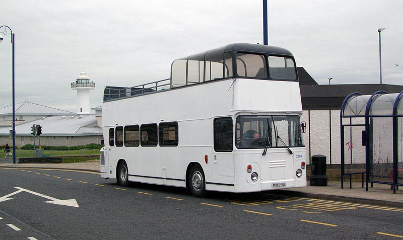 Atlantean / ECW 2901 - Portrush - July 2005 (Paul Savage)