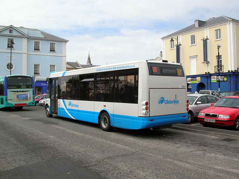 Optare Solo 1874 - Lisburn July 2005 (Paul Savage)