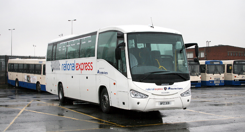 Scania/Irizar 130 - GVS - Feb 2010 (Paul Savage)