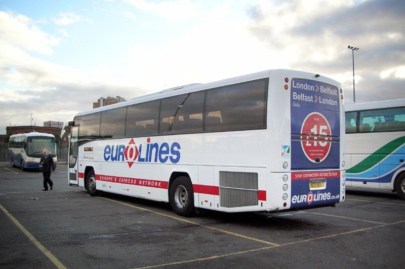 Volvo B12B 120 - GVS - January 2010 (Paul Savage)